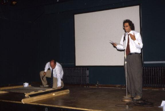 Eric Aurandt & Hal Niedzviecki performing This Door Down at Prognosis | Symptom Hall