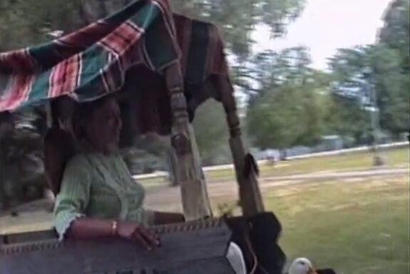 Bay Woodyard performing Dr. Woodyard's Magic Herbal Elixir, 7a*11d 1997