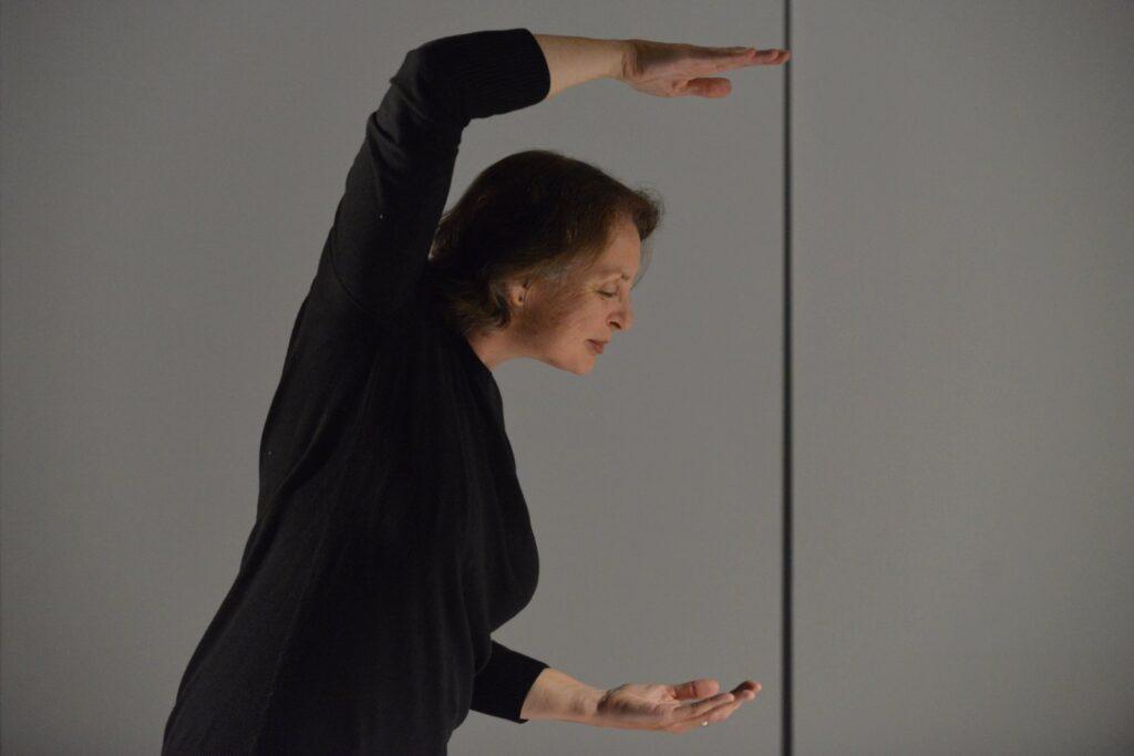 Linda Rae Dornan performing at Artscape Youngplace