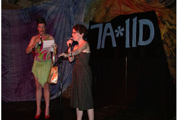 7a*11d presents The Governer General's Left Ball Thursday July 29, The Gladstone Hotel
