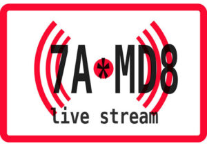 7A*MD8 Live Stream Poster