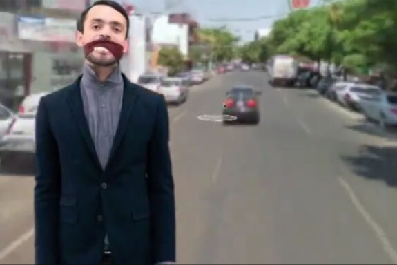 Manolo Lugo, Full Circle 2013 video still