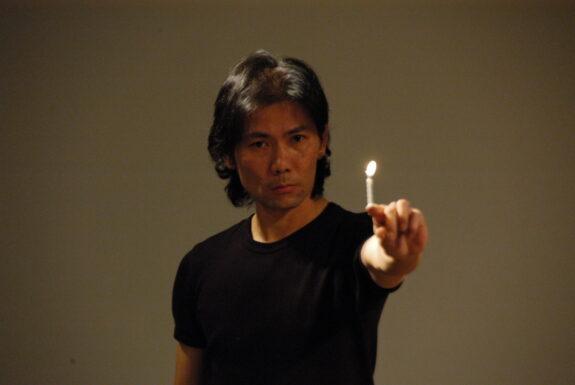 Jason Lim performing Last Drop at XPACE Cultural Centre